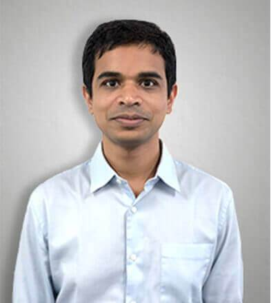 EPAT faculty - Anil Yadav